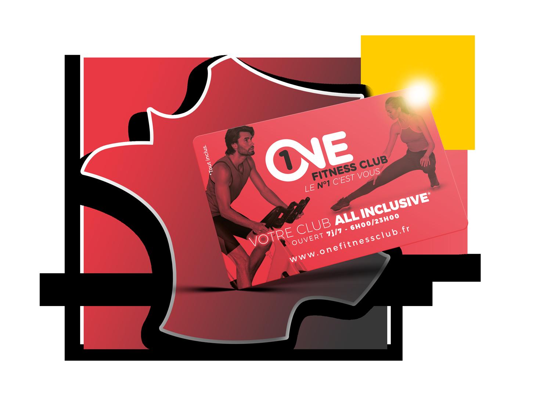One Fitness Club Villeneuve Loubet