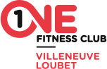 One Fitness Club – Villeneuve Loubet Logo