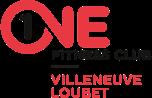 One Fitness Club – Villeneuve Loubet Logo